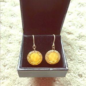 Jewelry - Cute design earrings round circles nice gift